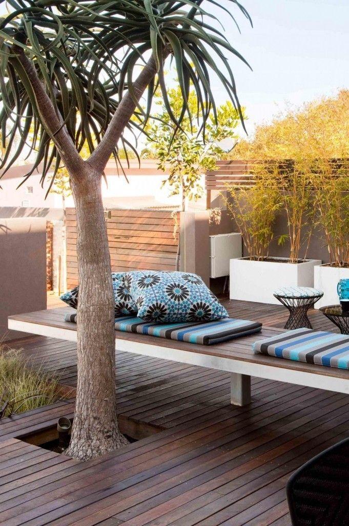 Garten Terrasse Wohnideen Möbel Dekoration