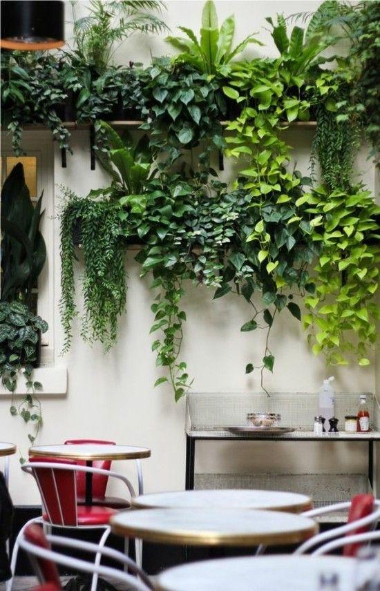 Gartendekoration Vertikale Gärten