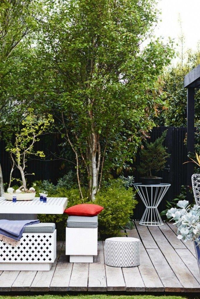 Gartendesign outdoor möbel dekoration