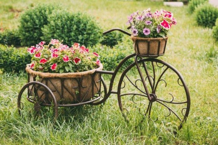 Gartenideen Blumen