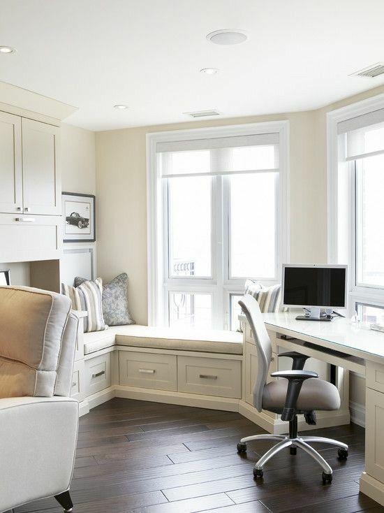 Home Office Heimbüro selber einrichten