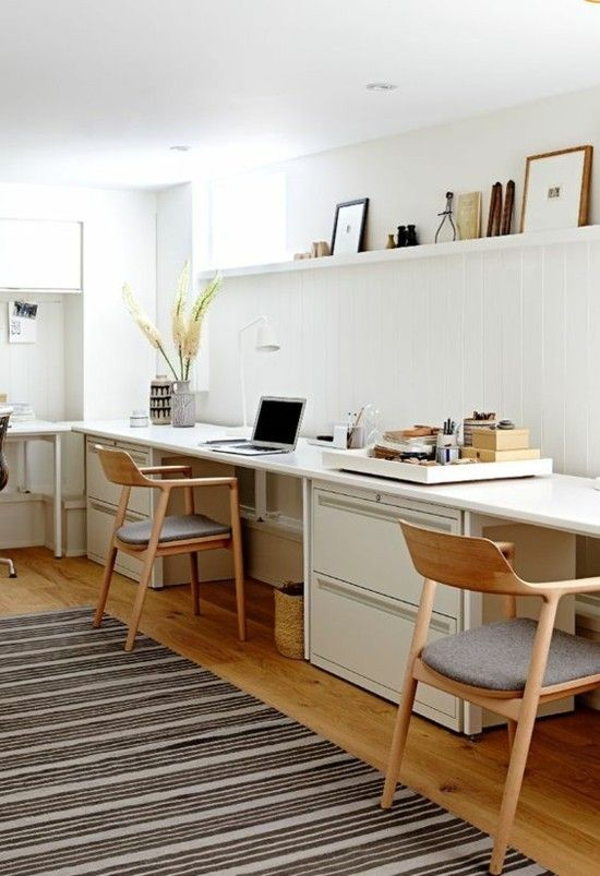 Home Office moderne Ideen