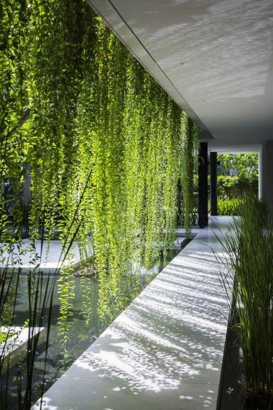 Ideen Vertikal Garten