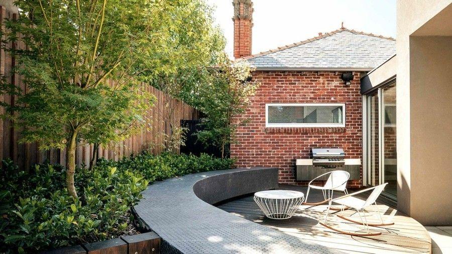 Ideen moderne Gartenmöbel Garten Ideen