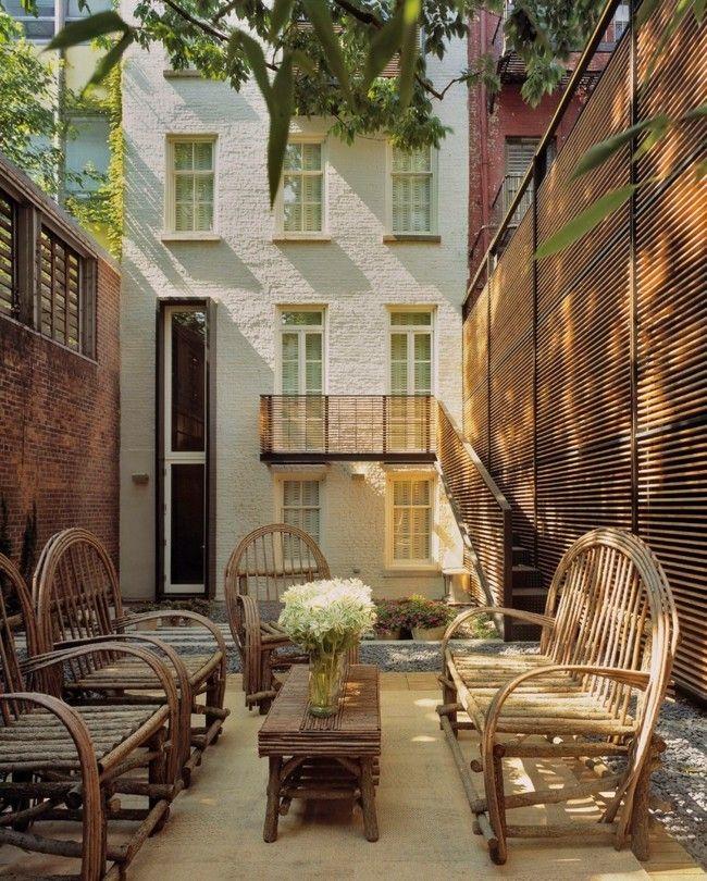 Lounge Garten Möbel Sofa Set