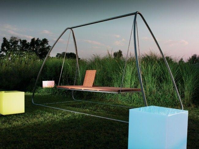 Lounge Gartenmöbel modern ideen