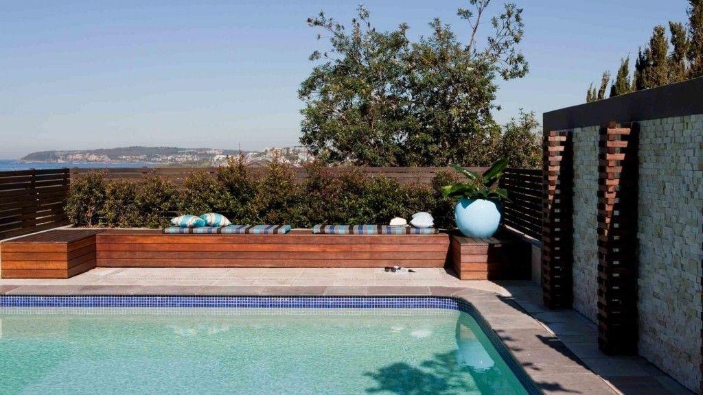 Lounge Möbel Garten Pool