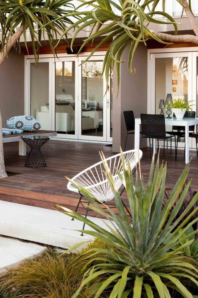 Luxus Garten terrasse garten sessel