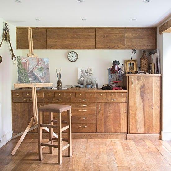 Malstativ Atelier Home Office Maler DIY