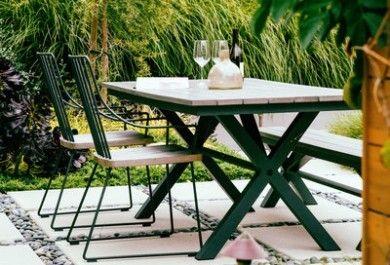 tolle garten lounge sets und moderne gestaltungsideen. awesome ... - Sitzgruppe Im Garten 48 Ideen Fur Idyllischen Essplatz Im Freien