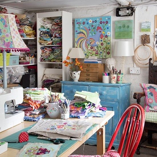 Patchwork DIY Modeatelier Home Office