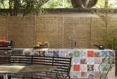 Moderne Gartenmöbel