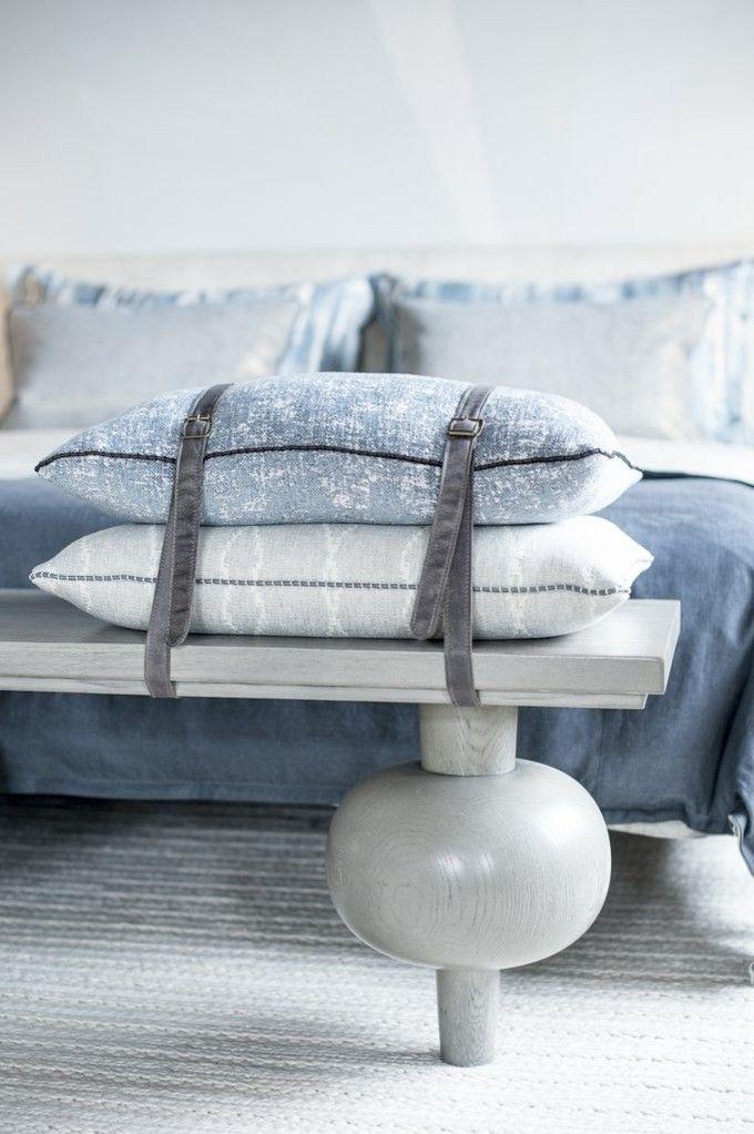 Schlafzimmer Deko Kissen trendige Einrichtungsideen