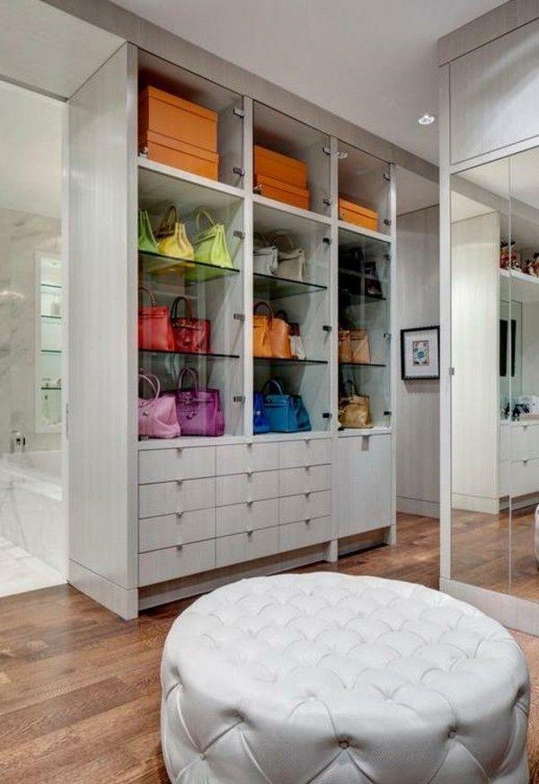 4 geheimnisse wie man den perfekten damenumkleideraum. Black Bedroom Furniture Sets. Home Design Ideas