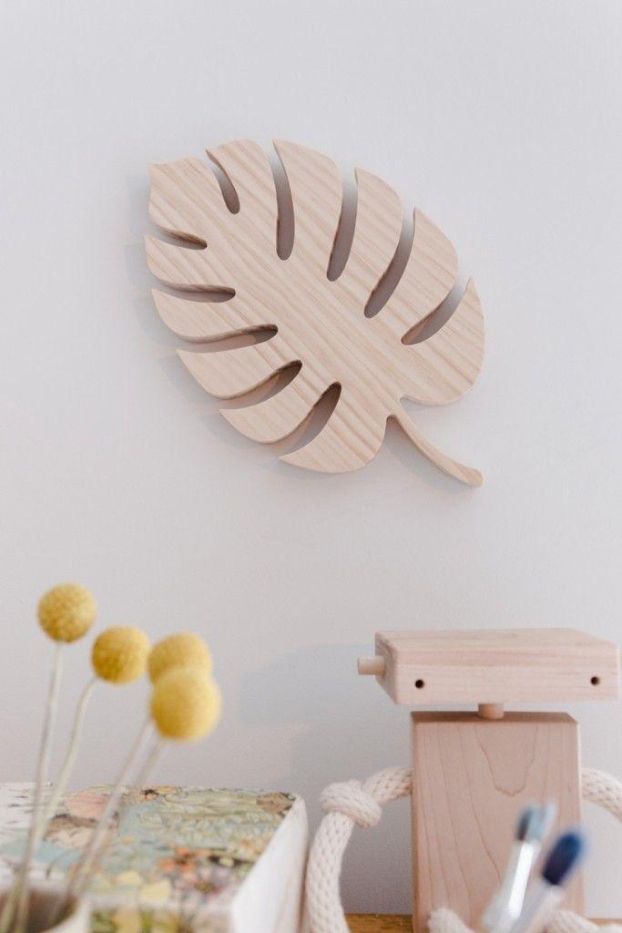 Wandfarben Ideen für Kinderzimmer Holz
