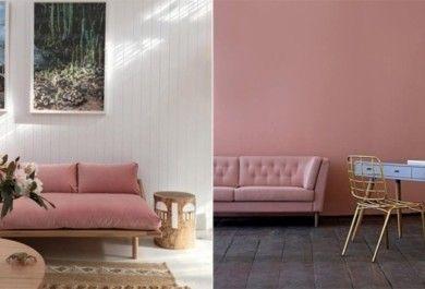 trendfarben 2016 serenity und rose quartz tolles farbkonzept f r die wohnung welches dem. Black Bedroom Furniture Sets. Home Design Ideas