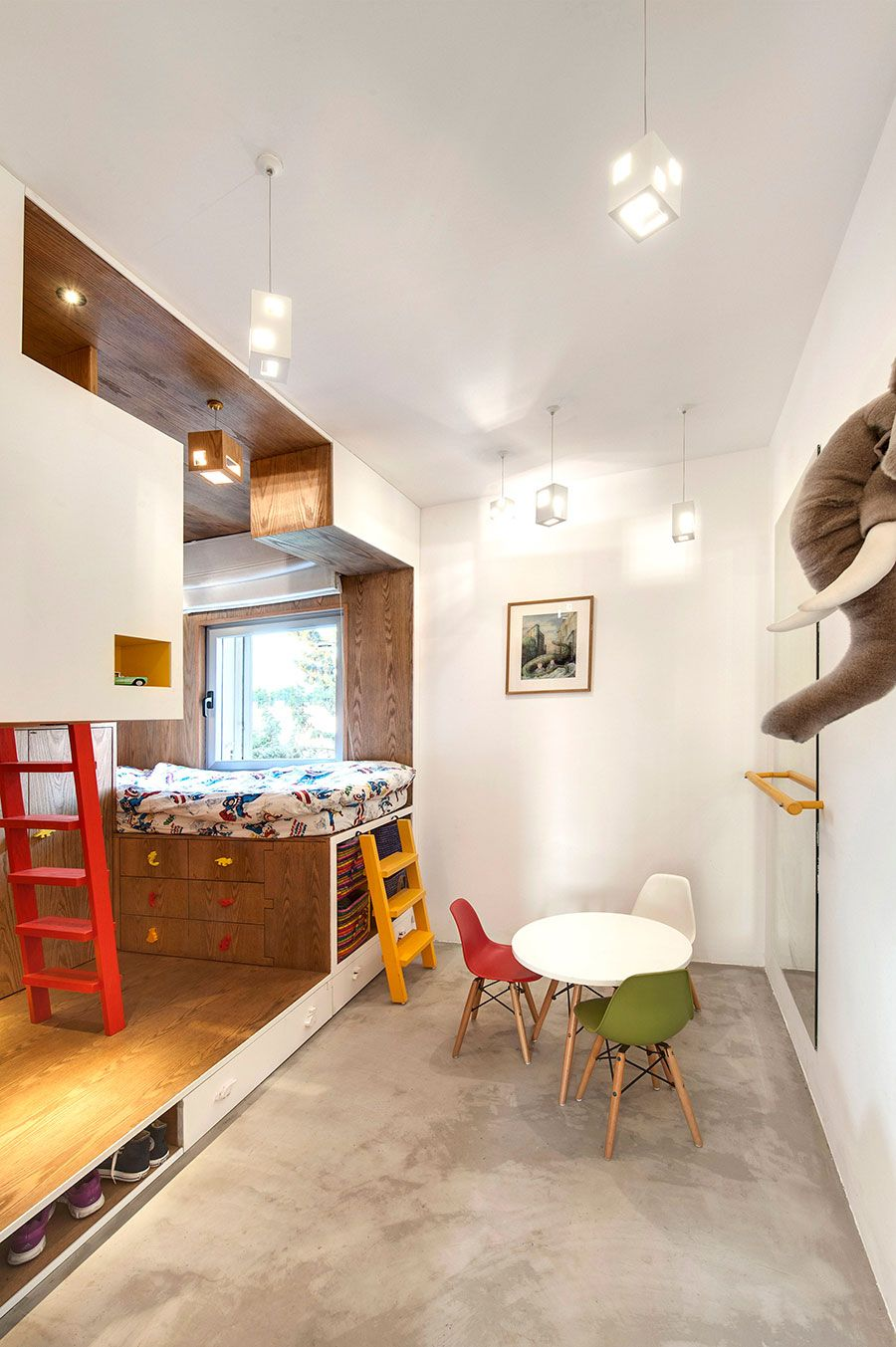 Moderne und minimalistische Ästhetik im Interieur – ein stilvolles ...