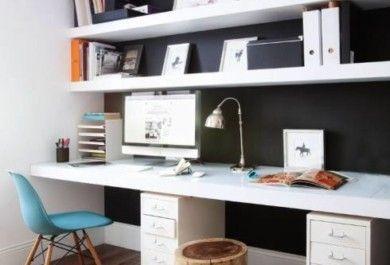 9 pfiffige tipps f r ein gut geordnetes und funktionelles home office. Black Bedroom Furniture Sets. Home Design Ideas
