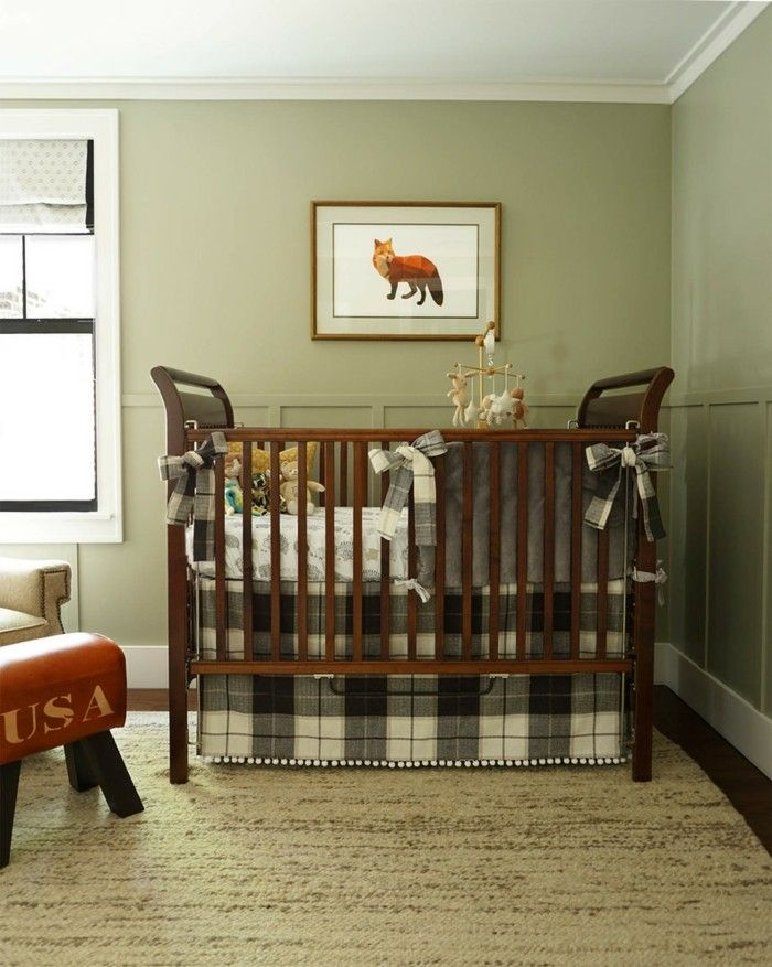 babyzimmer-komplett-klassisch-nestchen-babybett