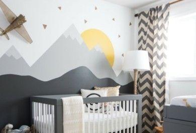 das babyzimmer coole ideen fr praktische und moderne gestaltung im raum ihres kleinen trendomatcom - Moderne Babyzimmer