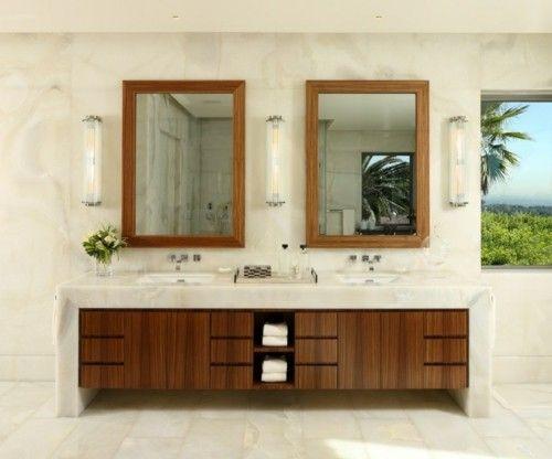 badezimmer-deko-marmor-unterschrank-doppel-spiegel