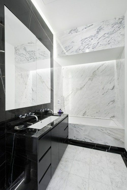 badezimmer-unterschrank-schwarz-wandverkleidung-marmor
