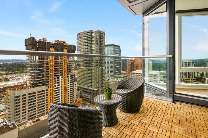 balkon-ideen-rattan-balkonmobel