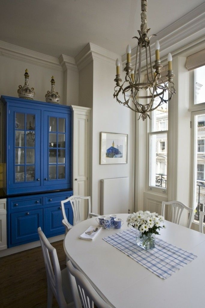 blau-farbe-kuche