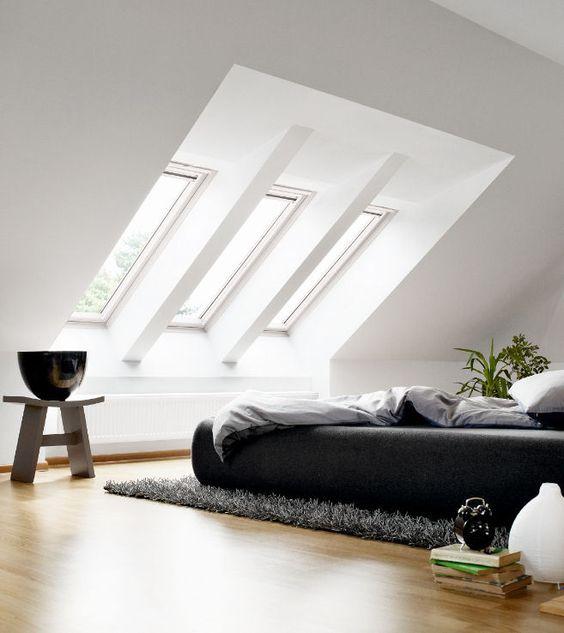 dachgeschoss-dachfenster-schlafzimmer-bettwasche-schwarz
