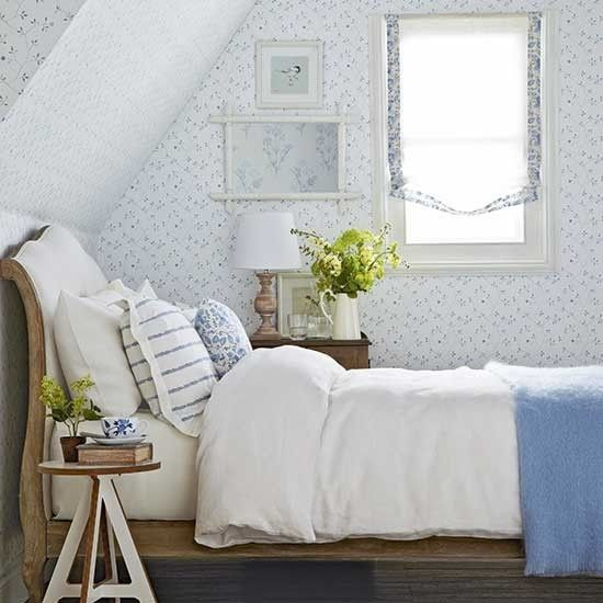 dachgeschoss-schlichtes-schlafzimmer-gestalten-dachboden-einrichten