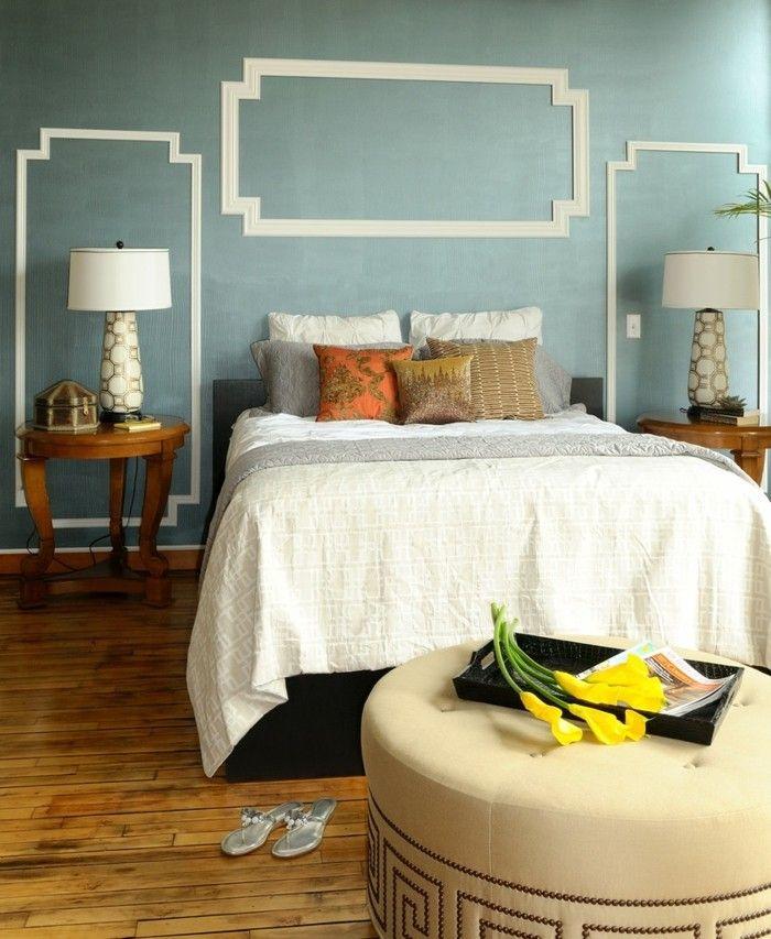 moderne ideen f r ihre wandgestaltung. Black Bedroom Furniture Sets. Home Design Ideas