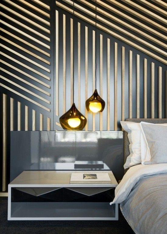 designer pendelleuchten sind die neuen nachttischlampen im schlafzimmer. Black Bedroom Furniture Sets. Home Design Ideas