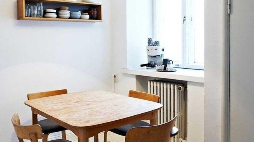 kleines esszimmer, 20 gestaltungsmöglichkeiten für kleines esszimmer im großen stil, Design ideen