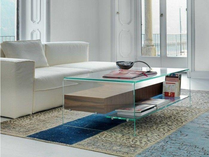 glas-couchtisch-design
