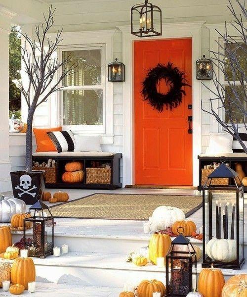 halloween-dekoration-ideen-kurbisse