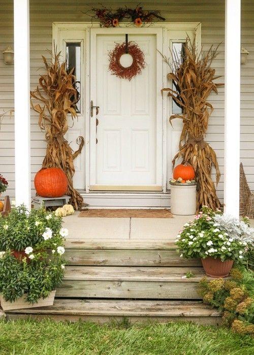 halloween-dekorationen-klassischer-turkranz