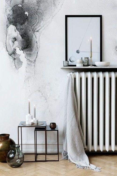 heizkorper-regal-skandinavischer-stil-kerzenhalter-wanddeko