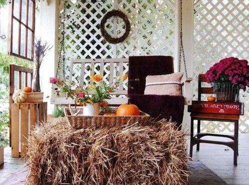 Klassische herbst deko ideen f r ihren outdoor bereich for Herbstdekoration 2016