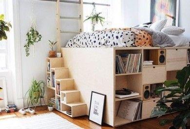 Etagenbett Groß : Hochbetten für groß und klein aber immer echte romantiker