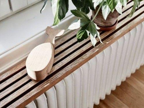 10 coole wege die heizk rper durch praktische regale dekorieren wie geht das - Brett an die wand anbringen ...