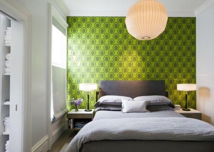ideen-wandgestaltung-schlafzimmer-vintage