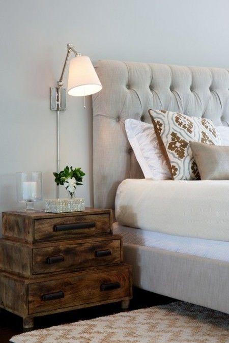 innengestaltung-retro-look-schlafzimmer-leuchte