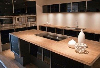 Sehr Wie soll man die verschiedenen Arbeitsplatten in der Küche YO08