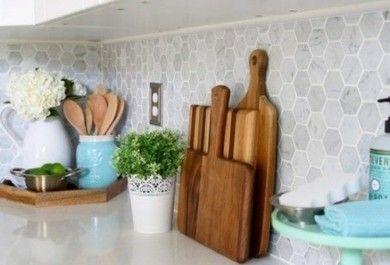 wie kann man eine k che dekorieren und versch nern. Black Bedroom Furniture Sets. Home Design Ideas