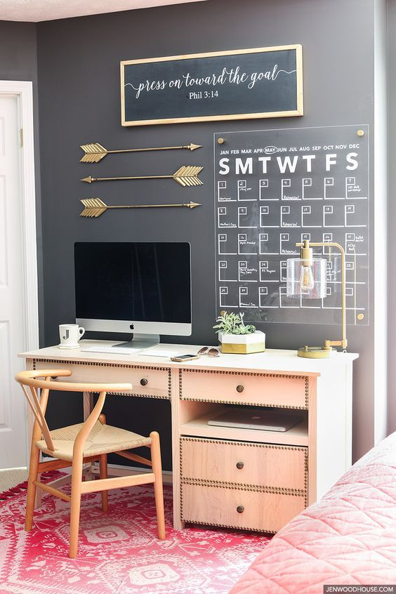 kalender-home-office-schon-dekorieren