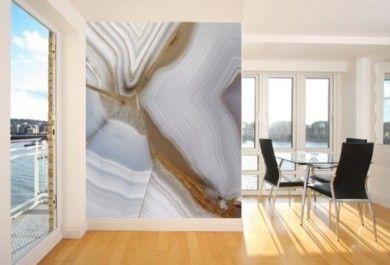 moderne wandgestaltung tolle tapeten trends die sie. Black Bedroom Furniture Sets. Home Design Ideas