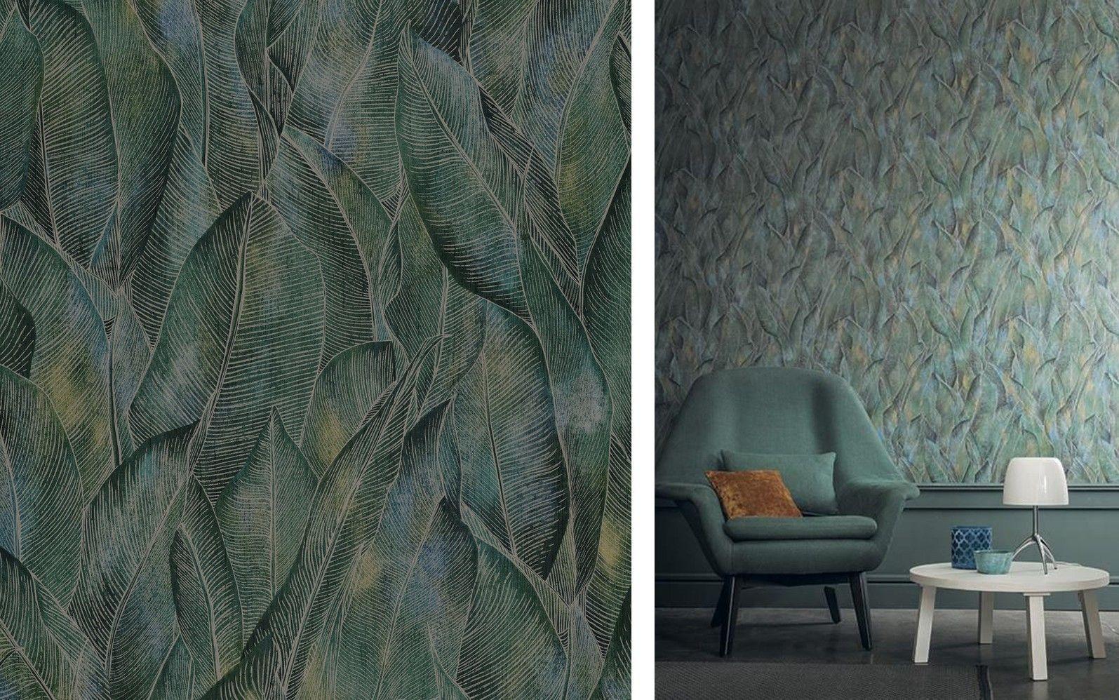 Moderne Wandgestaltung – tolle Tapeten-Trends, die Sie unbedingt ...