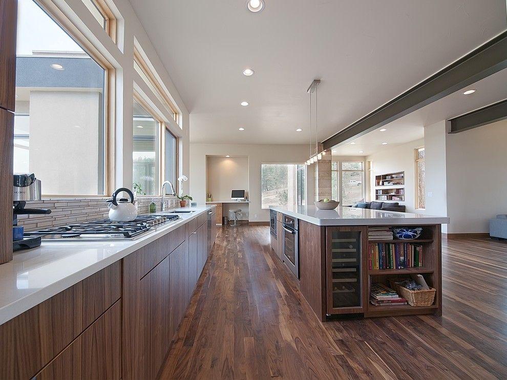 eine offene k che verbindet kochen und essen wohnen und relax. Black Bedroom Furniture Sets. Home Design Ideas