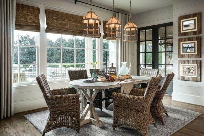 Stilvoll gestaltete esszimmer stehen hoch im trend for Esszimmer rustikal