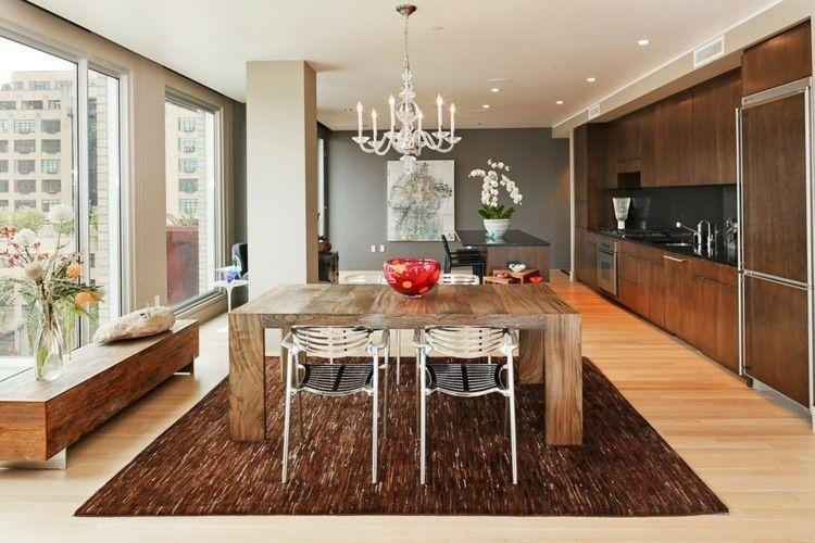 wandgestaltung in der k che ideen mit farben. Black Bedroom Furniture Sets. Home Design Ideas